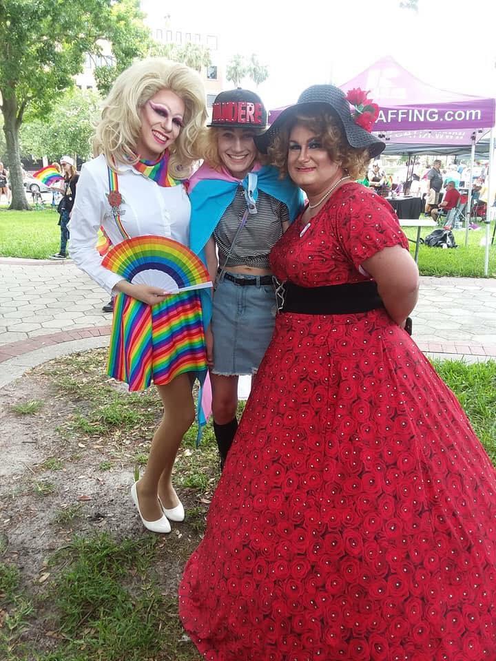Polk Pride 2018!
