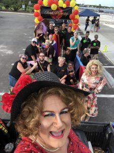St Pete Pride Parade 2018!